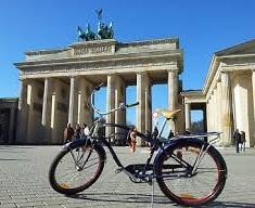 סיור אופניים בברלין - שער ברנדנבורג