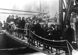 הסיור היהודי - קינדר טרנספורט